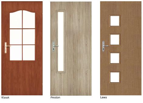 Ogromny Drzwi HDF lakierowane – Integra24 – Sprzedaż drzwi, okien i okuć XE29